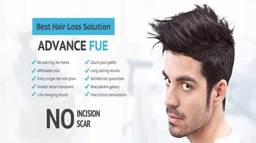 Premium Hair Transplant Package