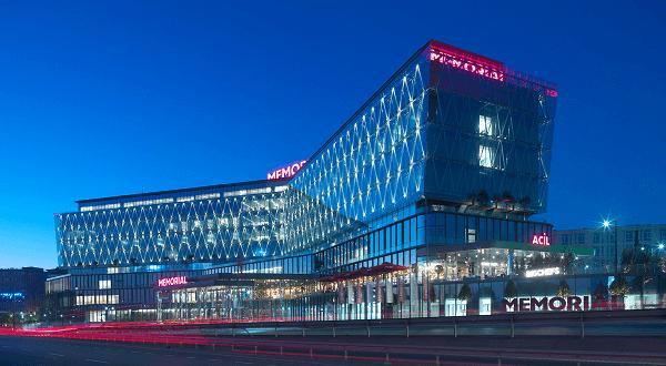 memorial hospital building