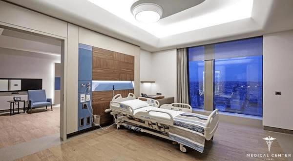 Acıbadem-taksim-hospital-room